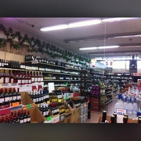 Photo taken at Flea Mart Wine & Liquor by Michael S. on 5/28/2014
