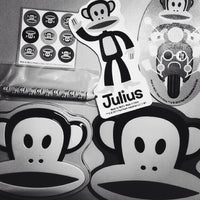 Photo taken at The Paul Frank Store by 🐰 Stella on 11/28/2013