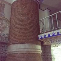 Photo taken at Kızıl Minare Camii by Fatih Ö. on 3/30/2014