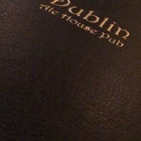 Photo prise au Dublin Ale House Pub par Anthony S. le3/9/2014