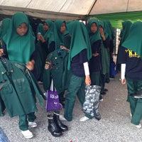 Photo taken at Pusat Latihan Kor Polis Tentera Diraja (PULAPOT) by Nnadiaiskndr on 4/22/2014