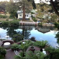 Photo taken at Shadowbrook by Tanya M. on 10/7/2013