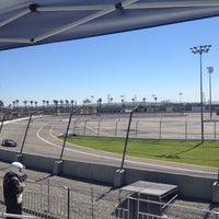 Photo taken at L.A. Racing by Abhishek K. on 9/29/2013