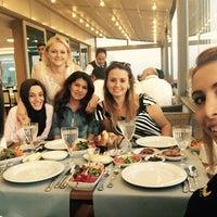 Photo taken at Voom Restaurant by Özlem G. on 7/6/2015