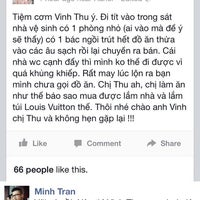 Photo taken at Cơm Vinh Thu by chubby1991 (. on 6/15/2014