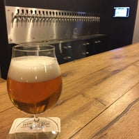 Photo taken at BeerGeek Bar by Michal P. on 3/17/2015