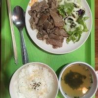 Photo taken at Kome by Koongnang K. on 4/26/2016