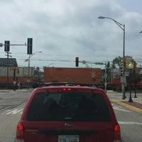 Photo taken at Metra - Westmont by Dave F. on 5/12/2014