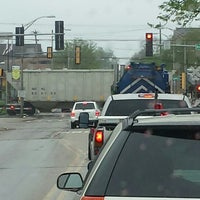 Photo taken at Metra - Westmont by Dave F. on 5/13/2014