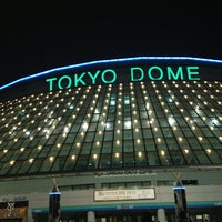 Photo taken at Tokyo Dome by Zhang M. on 6/30/2013