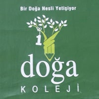 Photo taken at Doğa Koleji by Seymen S. on 12/16/2013