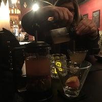 Photo taken at Van Goghz Martini Bar & Bistro by tina f. on 12/4/2015