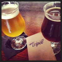 Photo taken at The Tripel by Paulette E. on 5/2/2013