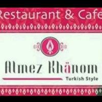 Photo taken at Almez Khanon cafe by Mohamed E. on 8/15/2013