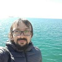 Photo taken at Sun Beach Hotel Thessaloniki by Kaan K. on 3/6/2016