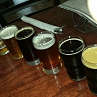 Photo taken at Microbrasserie Coaticook by Sébastien B. on 7/8/2014