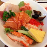 Photo taken at Sapporo Sushi by Jenny W. on 5/20/2014