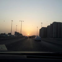 Photo taken at King Abdul-Aziz Roundabout by Ahmed Qureshi |. on 9/25/2013