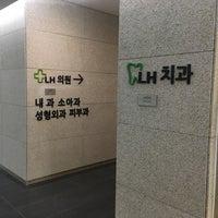 Photo taken at LH TOWER by Yoo Shin(David) J. on 6/22/2017