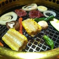 Photo taken at Gyu-Kaku Japanese BBQ by Donna Mc on 3/2/2013