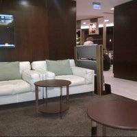 Photo taken at Etihad Airways Lounge by David J. on 10/19/2012