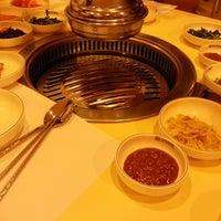 Photo taken at Daorae Korean BBQ Restaurant by Chin SM on 2/10/2016