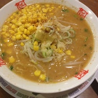 Photo taken at おおぎやラーメン 佐野店 by miles^.^away on 11/8/2013