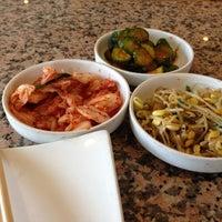 Photo taken at Stone Korean Kitchen by Joel K. on 12/5/2012