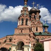 Photo taken at Музей-усадьба «Останкино» by Irina T. on 6/12/2013