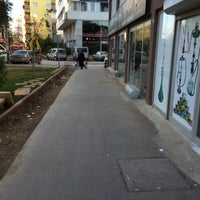 Photo taken at Adnan Menderes Bulvarı by Ali A. on 12/21/2015