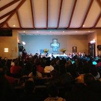 Photo taken at Iglesia Santa Ana de Chia by Andres M. on 8/8/2013