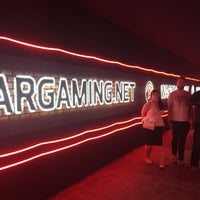 Photo taken at Wargaming party by Morten L. on 8/6/2015