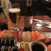 Photo taken at Eat Sushi & More by Morten L. on 2/2/2016
