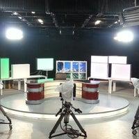 Photo taken at Zirve TV by Yusuf Kadri Ş. on 7/3/2014