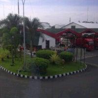Photo taken at Pertamina Terminal BBM Malang by Efratasaesar R. on 3/16/2013