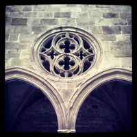 Foto tomada en Convent de Sant Agustí por Xavi C. el 10/15/2012