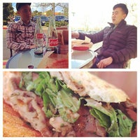Photo taken at Paninoteca Maggio by Quang V. on 3/26/2014