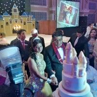Photo taken at Joharah Ballroom by Sumit K. on 5/1/2014