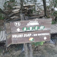 Photo taken at Veliki slap by Anna D. on 8/23/2013