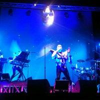 Photo taken at Teatro Socjale Piangipane by 📱 ♫ ® ✈ 🚙 ♪ D. on 3/15/2013