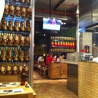 Снимок сделан в Beerman & пельмени пользователем Oleg S. 10/9/2012