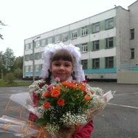Photo taken at гимназия Исток by Andrey Bragin on 9/2/2013