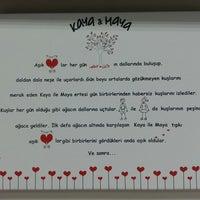 รูปภาพถ่ายที่ Waffle Aşkı Plus CAFE โดย Özgecan Mevlüt Ü. เมื่อ 4/7/2014