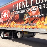 Photo taken at Cheney Brothers, Inc. by Cheney B. on 10/4/2013