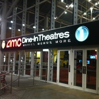 Photo taken at AMC Disney Springs 24 with Dine-in Theatres by Laura B. on 3/8/2013