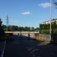 Photo taken at Polisportiva Modena Est by Nicola G. on 8/26/2013