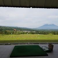 Photo taken at Sentul Highlands Golf Club by Didi M. on 4/23/2017