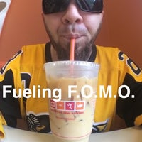 Photo taken at Dunkin Donuts by Brian F. on 3/25/2016