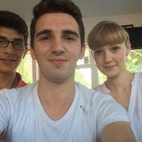 Photo taken at Bianco Hotel by Kadriye E. on 6/23/2014