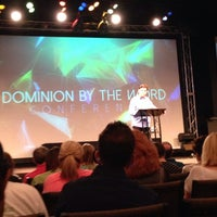 Photo taken at Living Word Family Church by Ronnie T. on 8/20/2014